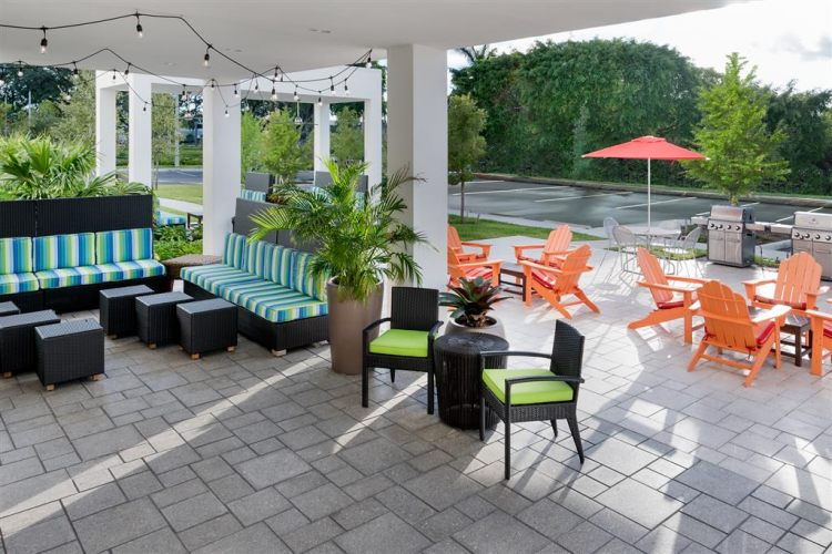 Home2 Suites By Hilton Ft Lauderdale Airport-cruise Port‎