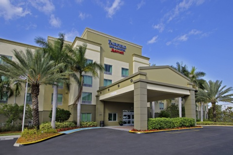Fairfield Inn & Suites Ft. Lauderdale Airport-cruise Port